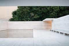 Mies (La T / Tiziana Nanni) Tags: barcelona travel architecture architettura barcellona geometrie d300 iamyou tizianananni