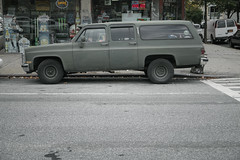 (onesevenone) Tags: city nyc newyorkcity urban ny newyork car america unitedstat