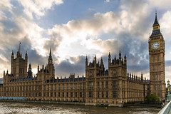 Westminster Abbey, Parliment and Big Ben (zzrbell) Tags: london westminsterabbey bigben