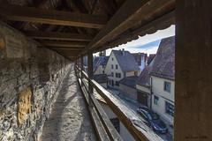 The view from the wall - Explore # 225 Nov 11, 14 (SteveProsser) Tags: germany rothenburg rothenburgobdertauber explore225 diamondclassphotographer flickrdiamond christmaseve2013
