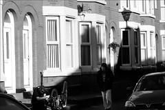on the street ! (Raymond Paul - SP) Tags: people blackandwhite bw mono lightandshadows candid streetphotography streetscene kensington onthestreet merseyside inthecity lifeinblackandwhite streetsofliverpool shootthestreets fujix20 fujixcamera seriousstreetphotographers fujixphotography