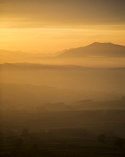 Blencathra and the Eden Valley