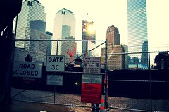 New York City - WTC Sept. 2008 (g.a.z.a.) Tags: world new york nikon center wtc d100 2008 trade