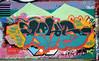 graffiti in amsterdam (wojofoto) Tags: amsterdam graffiti ndsm wojofoto
