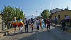 marcia per la pace Perugia-Assisi (mariarita.g) Tags: pace 2014 perugiaassisi marciaperlapace unaltro cambiaresipu mondopossibile 19102014