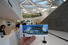 Ticket to The Porsche Museum, Stuttgart!