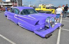 Customs By The Sea (KID DEUCE) Tags: show new sea car by race racecar vintage lincoln jersey wildwood gentlemen customcar kustom 2014 trog