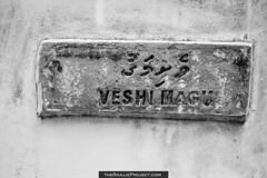 Veshi Magu (nazeee) Tags: signs maldives atoll 2014 villingili raajje kaafu theraajjeproject