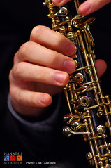 Hanatsu Miroir - Mini-clarinette