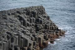 Jusangjeolli Cliff (GrandGazou) Tags: cliff island asia asie southkorea jejudo coredusud jusangjeolli