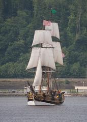 Lady Washington 1 (kgsix) Tags: washington unitedstates aberdeen washingtonstate tallships