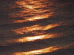 rising sun - Explored 10/10/14 (saudades1000) Tags: sunrise ocean water