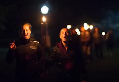 Homecoming Bonfire (Knox College) Tags: homecoming 2014