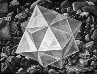 Escher - Cristallo
