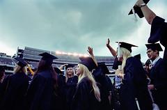 UGA Graduation Spring 2014 - Kodak Portra 400 (LamarLamb.com - Film) Tags: nikonf100 lamb lamar ei400 c41 kodakportra400 nikoncoolscanved vuescan kodakfilms tetenalc41presskit nikkor2485mmf284afd lamarlambcom