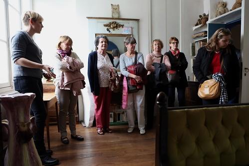 Visite appartement Prévert - FDVM 2014