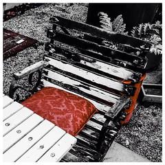 Red Cushion (BrianRope) Tags: