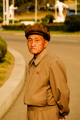 Grumpy Dad (jonas_k) Tags: travel northkorea pyongyang dprk pjngjang
