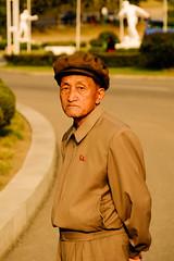 Grumpy Dad (jonas_k) Tags: travel northkorea pyongyang dprk pjöngjang