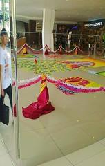 Reflections of Deepavali (SM Tham) Tags: reflections malaysia kualalumpur diwali kolam deepavali