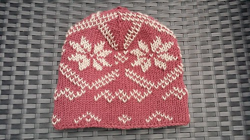 Ravelry Morning Star Double Knit Hat Pattern By Marianne Mueller