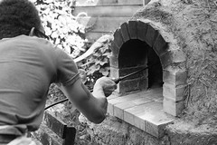 Cob oven (Jenyabel) Tags: cob earthoven woodfiredbaking