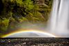 Pot of Gold at Skógafoss - Skógar, Iceland (Dutchflavour) Tags: longexposure nature water waterfall iceland rainbow timeexposure nd skógafoss potofgold skógar ijsland 1000x neutraldensity