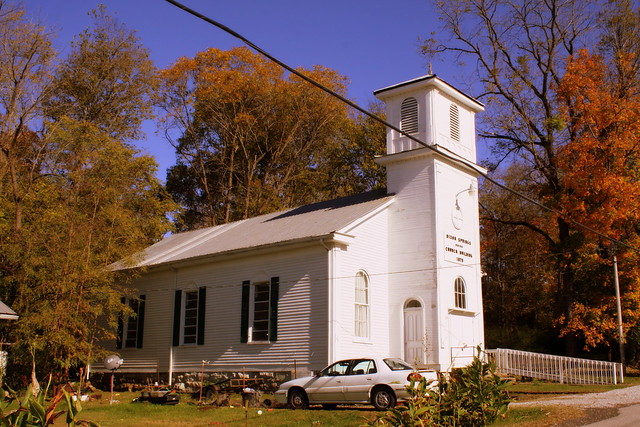 Dixon Springs Union Church