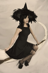 """Halloween Pin Up Shoot • <a style=""""font-size:0.8em;"""" href=""""http://www.flickr.com/photos/85572005@N00/15670955772/"""" target=""""_blank"""">View on Flickr</a>"""