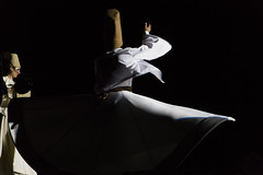 Sufi Whirling by Dervish (Fasih Ahmed) Tags: turkey dubai uae abudhabi getty meditation sufi unitedarabemirates sama dervish gettyimages babalshams whirlingdervishes sufiwhirling gettyimagespakistanq2 babalshamsresorts alaain