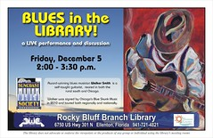 Live Blues Concert & Discussion @ the Rocky Bluff Branch Library (Manatee County Public Library) Tags: county library libraries manatee govt manateecounty manateecountypubliclibrary manateecountypubliclibrarysystem manateelibrary manateecountylibrary librarycalendar mcpls manateecountygovernment wwwmymanateeorg