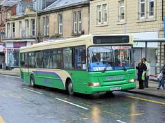 JMB Travel, Newmains SK52OJM (busmanscotland) Tags: travel buses pointer dennis dart 67 lothian slf jmb newmains plaxton sk52ojm