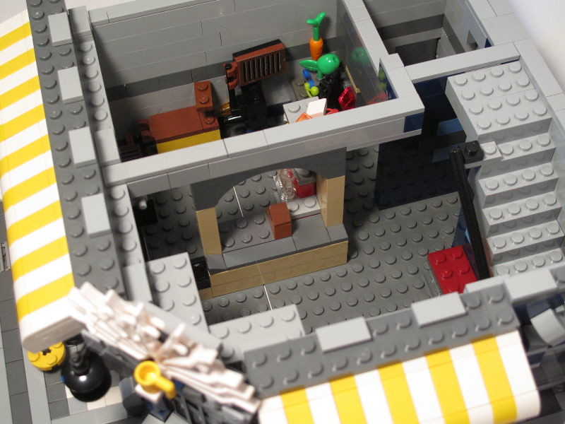 The World's most recently posted photos of 10182 and lego - Flickr ...