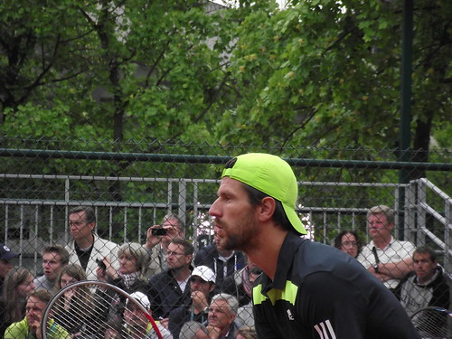 Jürgen Melzer - Roland Garros 2014 - Jürgen Melzer