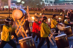 Taiko Drummers 8