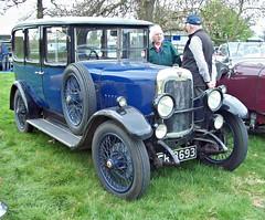 107 Alvis TG 12::50 (1927) (robertknight16) Tags: 1920s british alvis curborough vscccurborough fr8693
