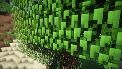Blattwerk (Minecraft Wallpaper) Tags: wallpaper strand landscape mond wasser nebel ambient hd aussicht landschaft sonne schatten baum umgebung dner fullhd gronkh taddl minecraft pewdiepie sarazar herrbergmann pietsmiet thediamondminecart ungespielt