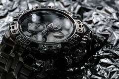 Watch (own-fov) Tags: macro metal nikon watch chronos d3200 55300 sb700