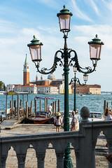 Venice (Dr. Harout) Tags: street venice sea italy seascape lamp island boat sony streetphotography slt amount veneto dyxum stphotographia sal2875 slta99v