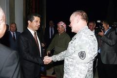 جەنەڕاڵ مارتین دەمبسی سەرۆكی دەستەی ئەركانی هاوبەشی سوپای ئەمەریكا (Kurdistan Photo كوردستان) Tags: في مسعود كيفية الرئيس هيئة المشتركة رئيس الجيش كوردستان مواجهة مارتن الارهابيين الأمريكي الجنرال بارزاني إقليم البارزاني الأركان ديمبسي