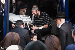 Funeral of victims of an attack in a synagogue, West Jerusalem, 18.11.2014 (activestills) Tags: israel palestine jerusalem attack funeral violence jews orthodoxjews westjerusalem topimages yotamronen