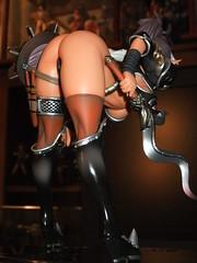 Queen's Blade Echidna (kengofett) Tags: queens figure 16 blade pvc echidna