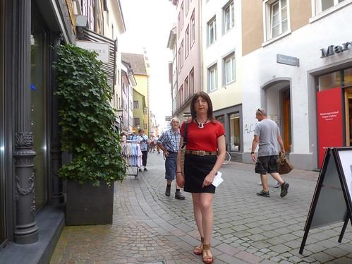 Konstanz - Wessenbergstraße