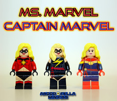 Ms. Marvel / Captain Marvel [CUSTOM] [VARIANTS] [COMICS] (agoodfella minifigs) Tags: lego marvel marvellego legomarvel minifigures marvelcomics comics heroes legosuperheroes legomarvelsuperheroes legoavengers minifigure moc mcu marvelheroes mod custom christo msmarvel captainmarvel caroldanvers variants