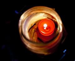 #80 (Viva La Maquina) Tags: candles losangeles candlelight fire luminance project365