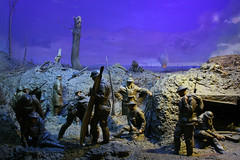 AWM Diorama Somme Winter (NTG's pictures) Tags: canberra act australia australian war memorial