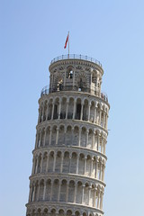 Piazza dei Miracoli # 1 Campanile (leaning tower) - Pisa, Tuscany, Italy 2016 (Moocha) Tags: piazza dei miracoli campanile leaning tower pisa tuscany italy western religion faith worship bell