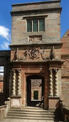 [44926] Rufford Abbey : Porch Tower (Budby) Tags: rufford nottinghamshire abbey countryhouse