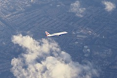 in plane view (sth475) Tags: above aircraft plane jet airliner ba britishairways airbus a319 a319131 geupj aerial view fromtheplane