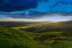 campsie sunset (murphy197) Tags: sunset scenic scotland landscape nikond7100 tokina1116mm anneflaherty
